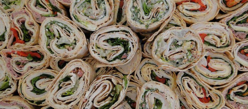 Surinaamse Wraps met Rotivulling