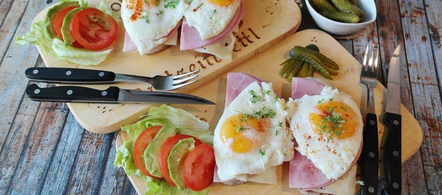 Afvallen met lekkere eiwitrijke voeding