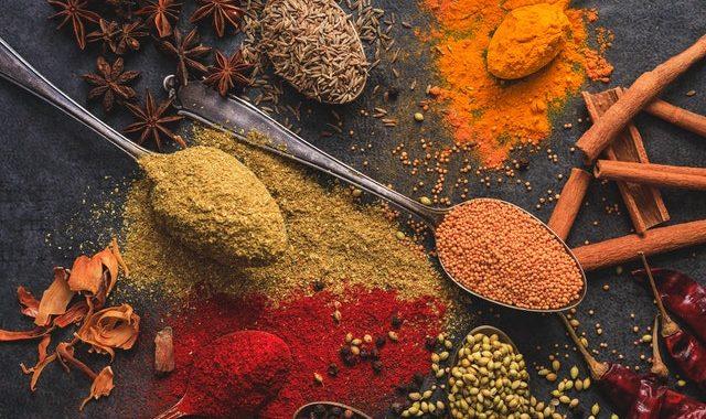 Recepten verrijken met exotische kruiden